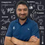 Antonio Arias, Sales & Technical Support Plastic Division